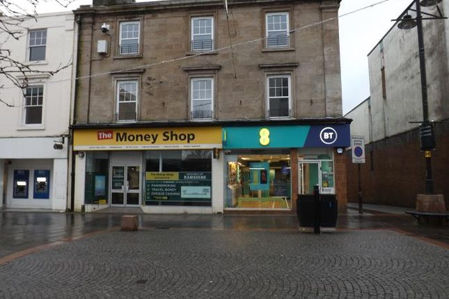 Thumbnail Flat to rent in King Street, Kilmarnock