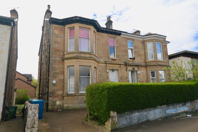 Thumbnail Semi-detached house for sale in Myrtle Park, Glasgow
