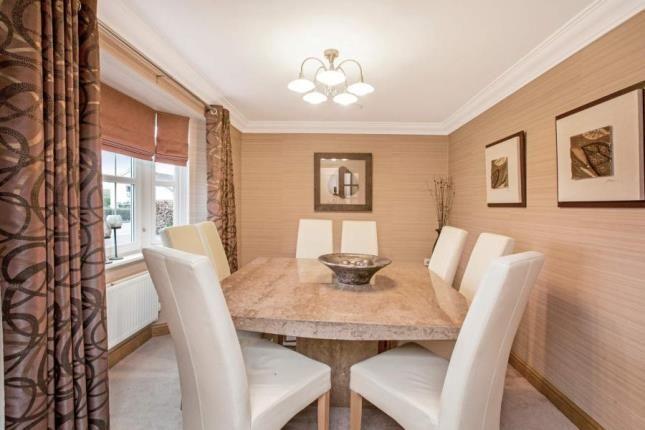 Dining Room of East Nerston Grove, East Kilbride, Glasgow, South Lanarkshire G74