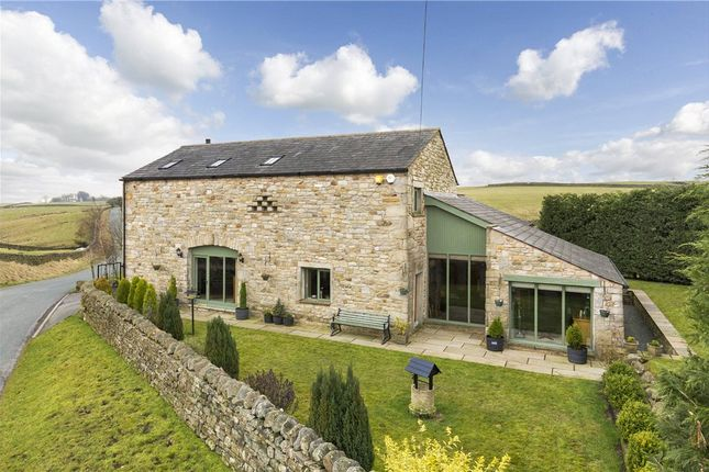 Thumbnail Barn conversion for sale in Tipperthwaite Lodge, Giggleswick, Settle, North Yorkshire
