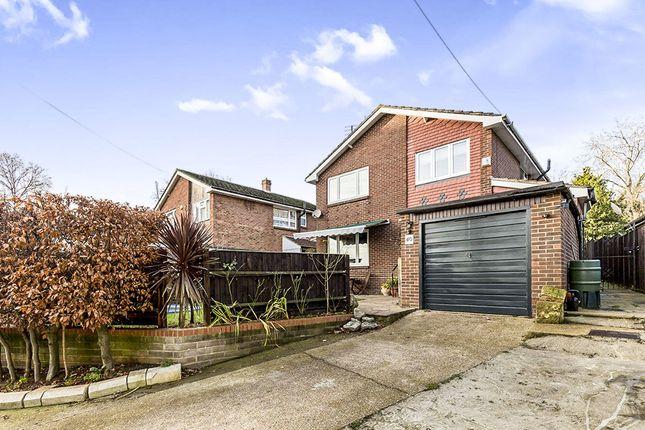 Thumbnail Detached house for sale in Bedhampton Hill, Bedhampton, Havant