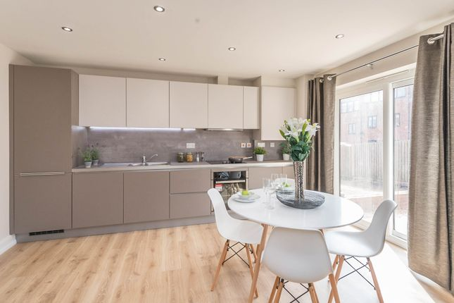 Thumbnail Flat for sale in Lemont Road, Totley Rise, Sheffield