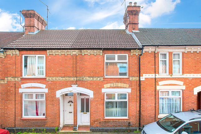 3 bed terraced house for sale in King Street, Kettering NN16