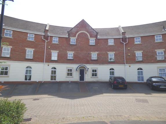 Thumbnail Flat for sale in Holland House Road, Walton-Le-Dale, Preston, Lancashire
