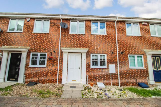 Thumbnail Terraced house to rent in Matlock Avenue, Kenton, Newcastle Upon Tyne