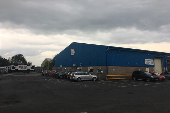 Thumbnail Warehouse to let in 7, 12 & Lorry Park, Brunthill Road, Kingstown Industrial Estate, Carlisle, Cumbria, UK
