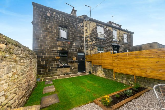 1 bed end terrace house for sale in Red Lane, Farsley, Pudsey LS28
