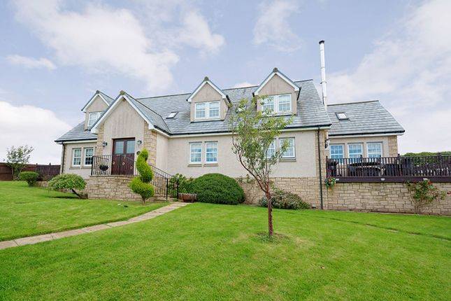 Thumbnail Detached house for sale in Muirhall Steadings, Auchengray, South Lanarkshire
