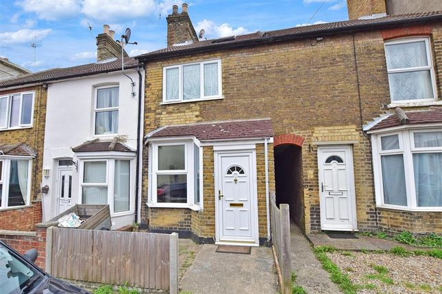 4 bed terraced house for sale in Cowper Road, Sittingbourne, Kent ME10