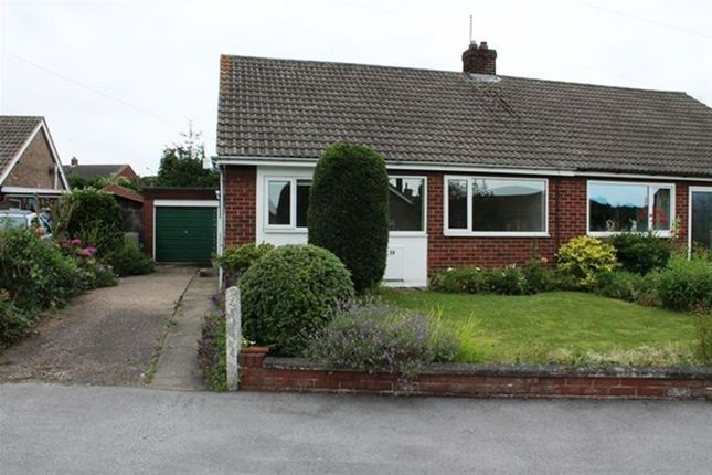 Thumbnail Bungalow to rent in Tower View, Carlton, Goole