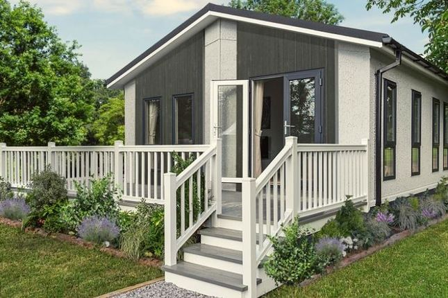 Thumbnail Mobile/park home for sale in Residential Park Home, Crieff, Perth And Kinross