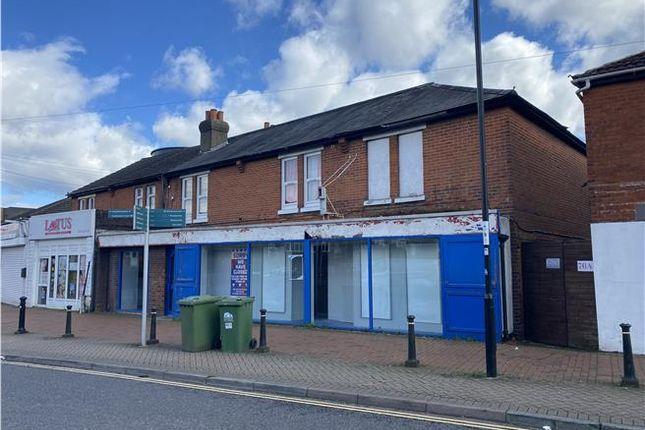 Thumbnail Retail premises to let in 76 High Road, Southampton, Hampshire