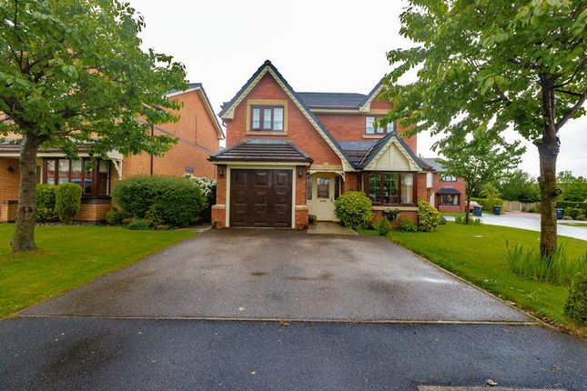 Thumbnail Detached house for sale in Janes Meadow, Tarleton