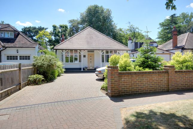 Thumbnail Detached bungalow for sale in Private Road, Enfield