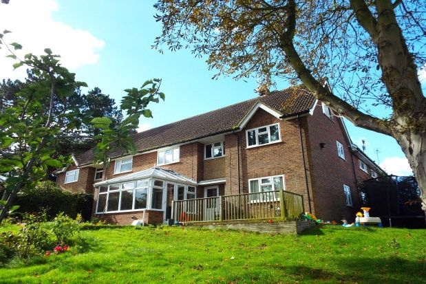 Thumbnail Link-detached house to rent in Holway Road, Sheringham