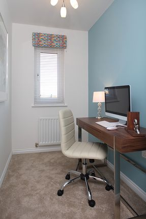 """3 bedroom mews house for sale in """"Aston"""" at Moorfields, Willaston, Nantwich"""