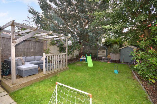 Rear Garden of Hartington Crescent, Earlsdon, Coventry CV5