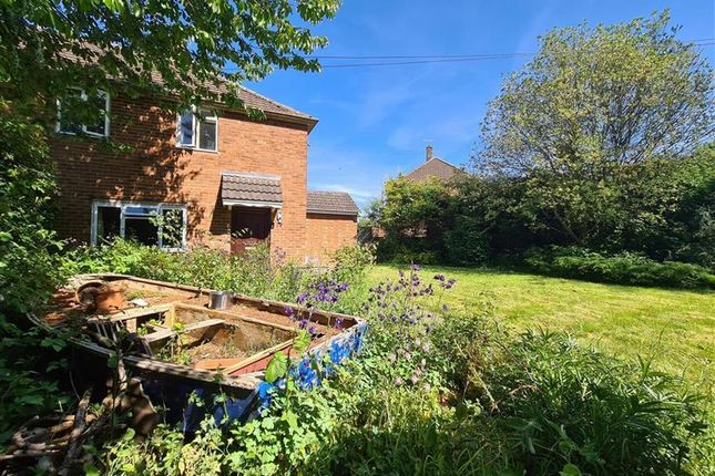Thumbnail End terrace house for sale in Braybrooke Road, Desborough, Kettering