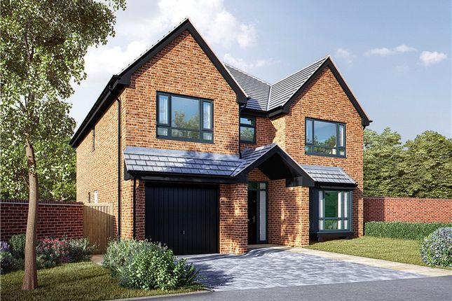 Thumbnail Detached house for sale in Proudman Lane, Winsford, Cheshire