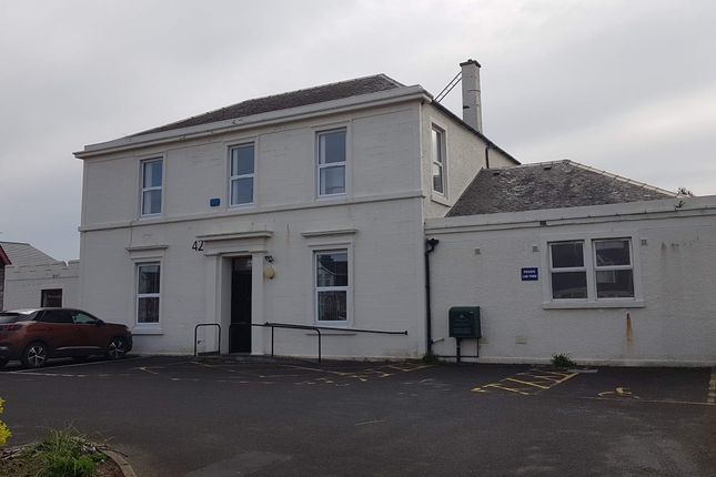 Thumbnail Office for sale in Prestwick Road, Ayr