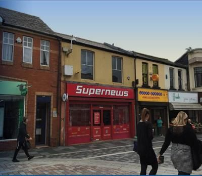 Thumbnail Retail premises to let in 67 Taff Street, Pontypridd, Mid Glamorgan