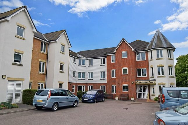 Thumbnail Flat for sale in Coachman Court, Rochford