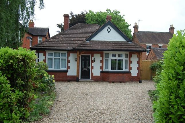Thumbnail Detached bungalow for sale in Victoria Road, Shifnal