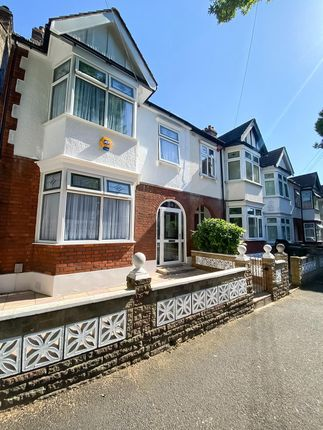 Thumbnail End terrace house for sale in Chesterfield Road, Leyton