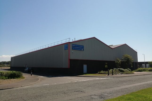 Thumbnail Industrial to let in Stevenston, North Ayrshire