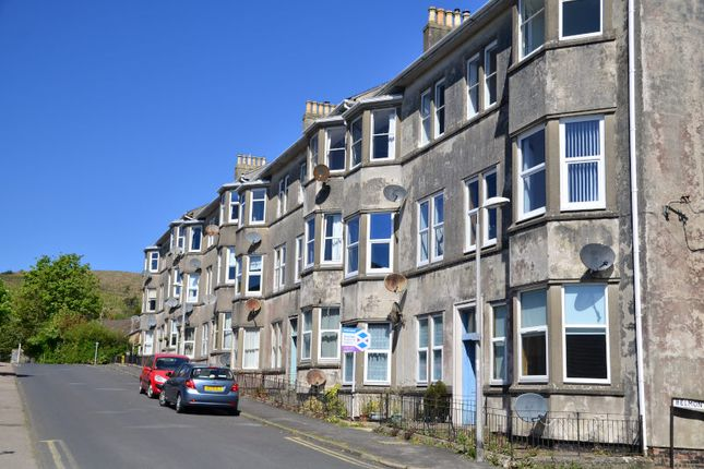 Thumbnail Flat for sale in 1 Alexandria Terrace, William Street, Dunoon