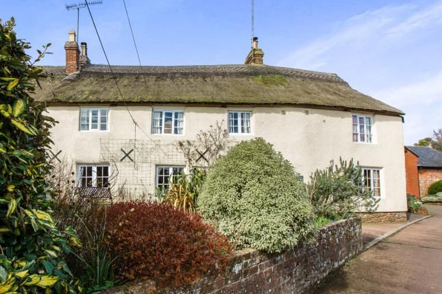 Thumbnail Semi-detached house for sale in East Budleigh, Budleigh Salterton, Devon