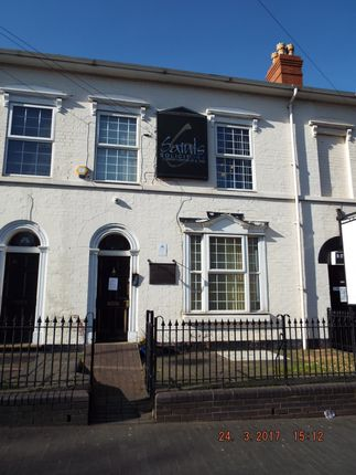 Thumbnail Retail premises to let in 45 Villa Road, Birmingham