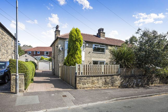 Thumbnail Semi-detached house for sale in Willow Hall Lane, Sowerby Bridge