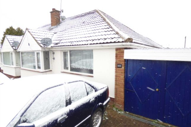 Thumbnail Bungalow to rent in Bradley Road, Luton