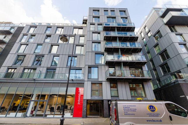 Thumbnail Flat for sale in Brewhouse Yard, Clerkenwell