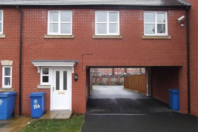 Thumbnail Property to rent in Lawrence Avenue, Mansfield Woodhouse, Mansfield