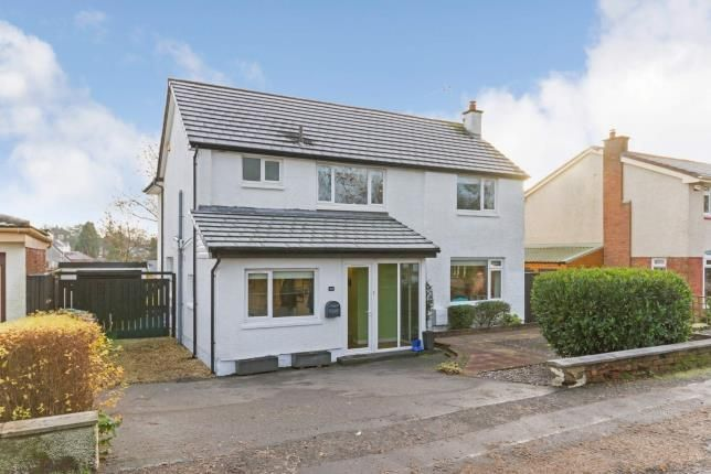 Thumbnail Detached house for sale in Sandholes Road, Brookfield, Johnstone