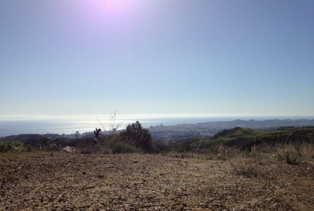 Plot Views of Spain, Málaga, Mijas