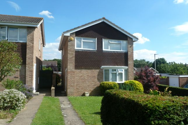 Thumbnail Detached house for sale in Stonechat Avenue, Abbeydale, Gloucester