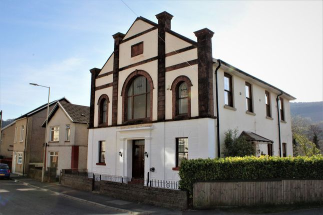 Thumbnail Property for sale in Station Square, Merthyr Vale