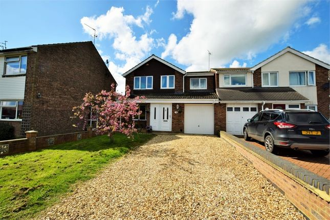 Thumbnail Detached house for sale in Johns Road, Bugbrooke, Northampton