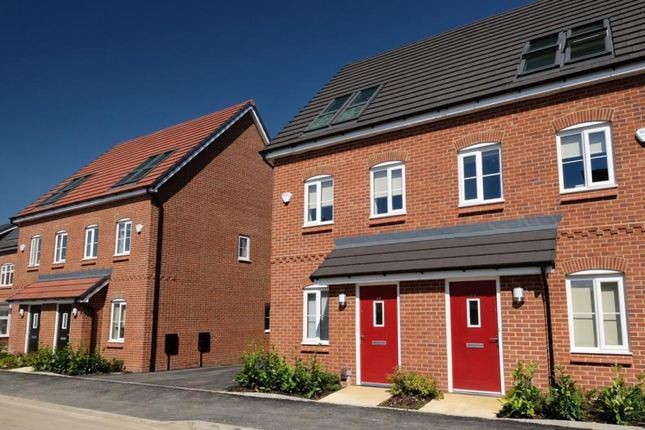 Thumbnail Terraced house to rent in Plot 158, Stamford, Highfield Green