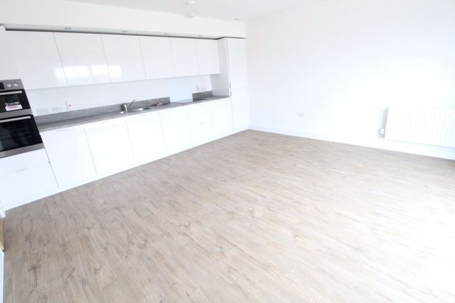 Thumbnail Flat to rent in Stirling Drive, Luton