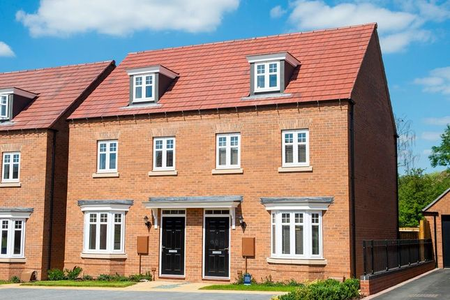"""Thumbnail End terrace house for sale in """"Kennett"""" at Kingston Way, Market Harborough"""