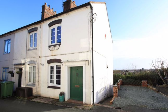 Thumbnail Cottage for sale in Swan Street, Broseley