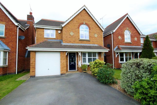 Thumbnail Detached house for sale in North Union View, Lostock Hall, Preston