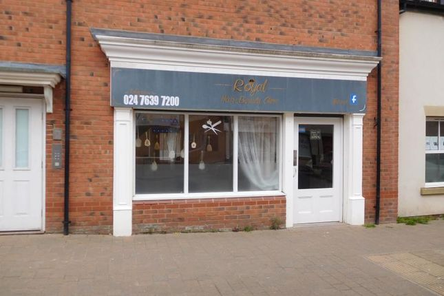 Thumbnail Retail premises to let in 4, Copper Beech Road, Nuneaton