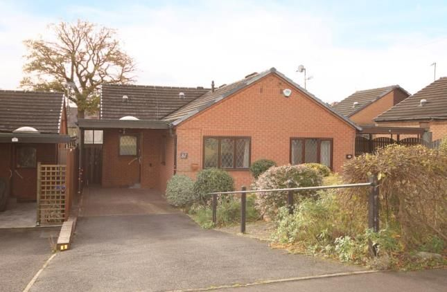 Thumbnail Bungalow for sale in Hastings Road, Sheffield, South Yorkshire