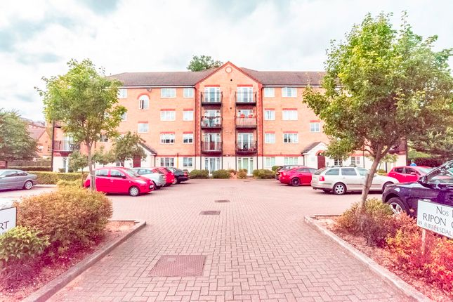 Thumbnail Flat to rent in Ripon Court, Ribblesdale Avenue, London