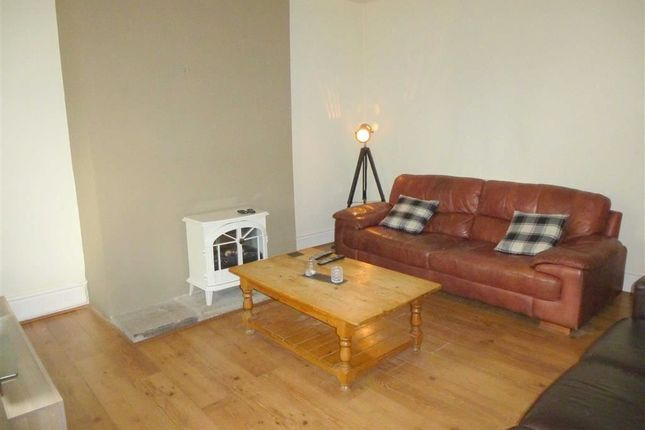 Thumbnail End terrace house for sale in Park Road, Hadfield, Glossop